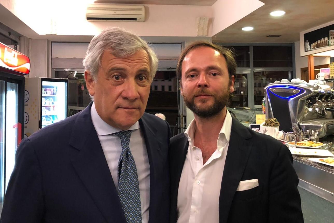 Edoardo Fabbri Nitti Tajani