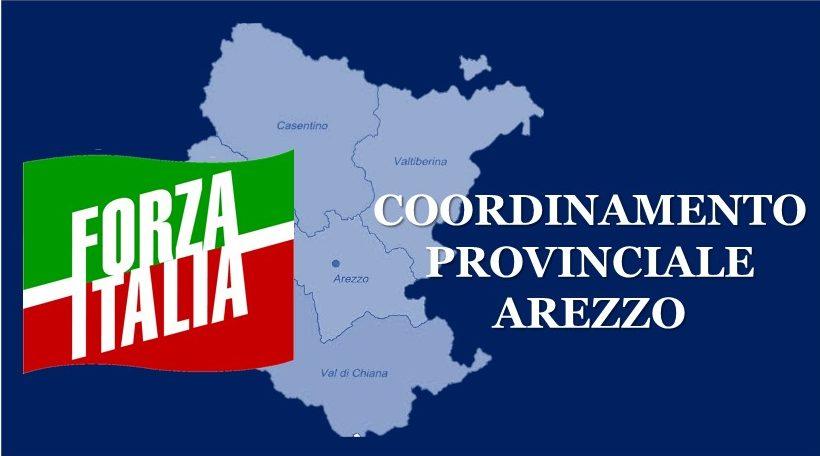 Nasce la nuova comunicazione di Forza Italia ad Arezzo