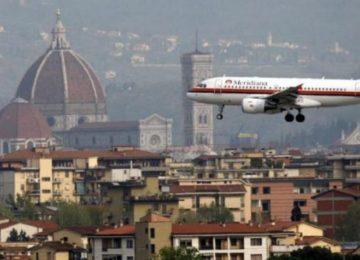 Aeroporto Firenze: Pd a Palazzo Vecchio affossa nuova pista
