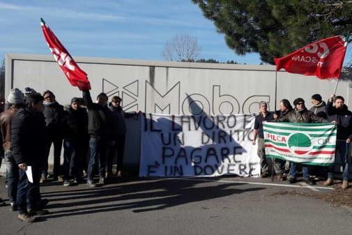 Ex Mabo: sosteniamo gli operai e l'azienda