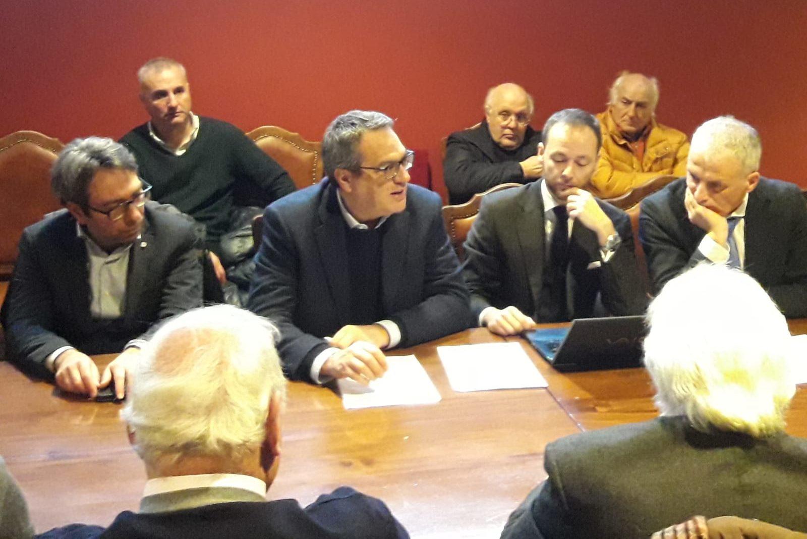 Presentata ad Arezzo la nostra piattaforma di comunicazione
