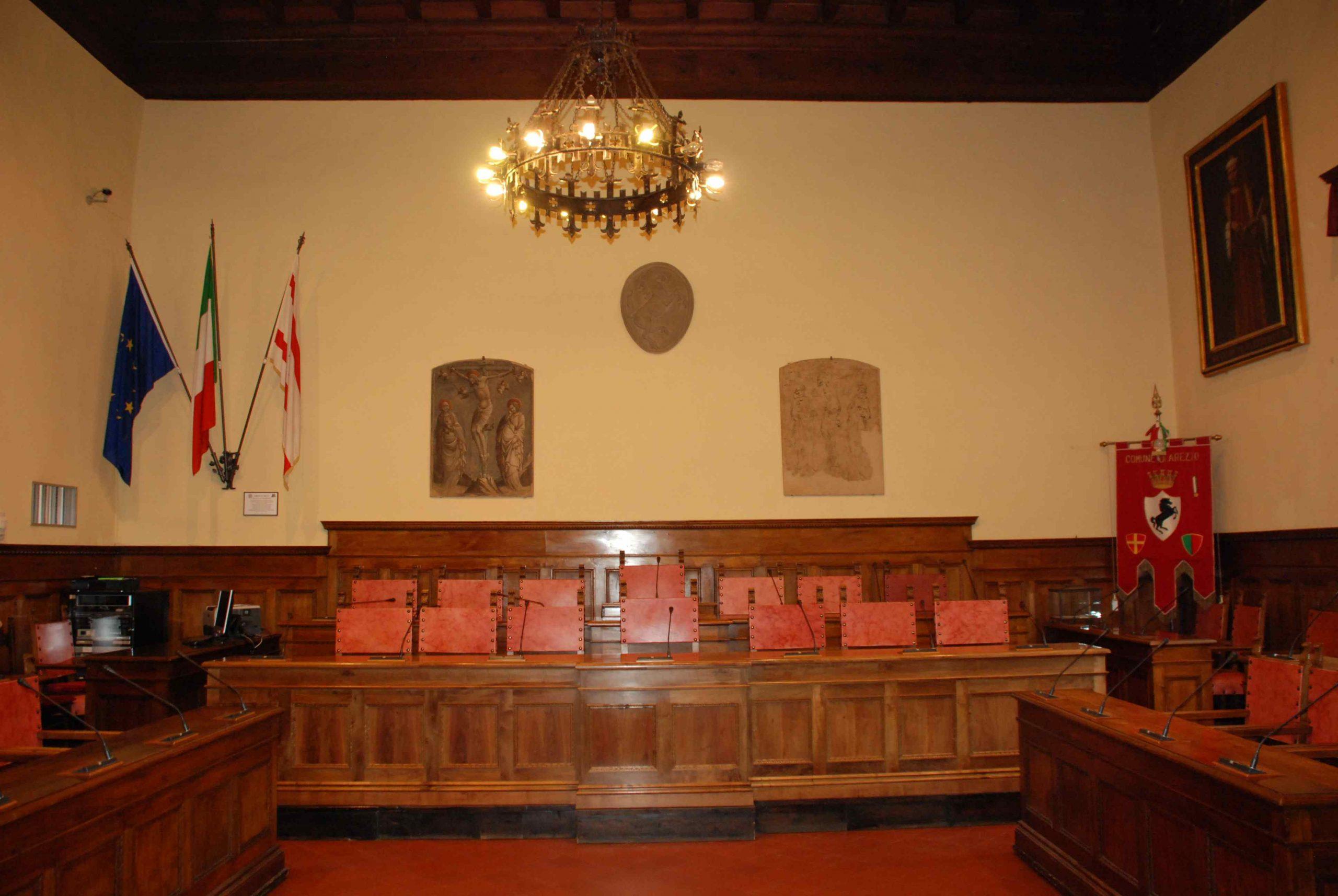 Consiglio Comune di Arezzo: Le delibere di oggi