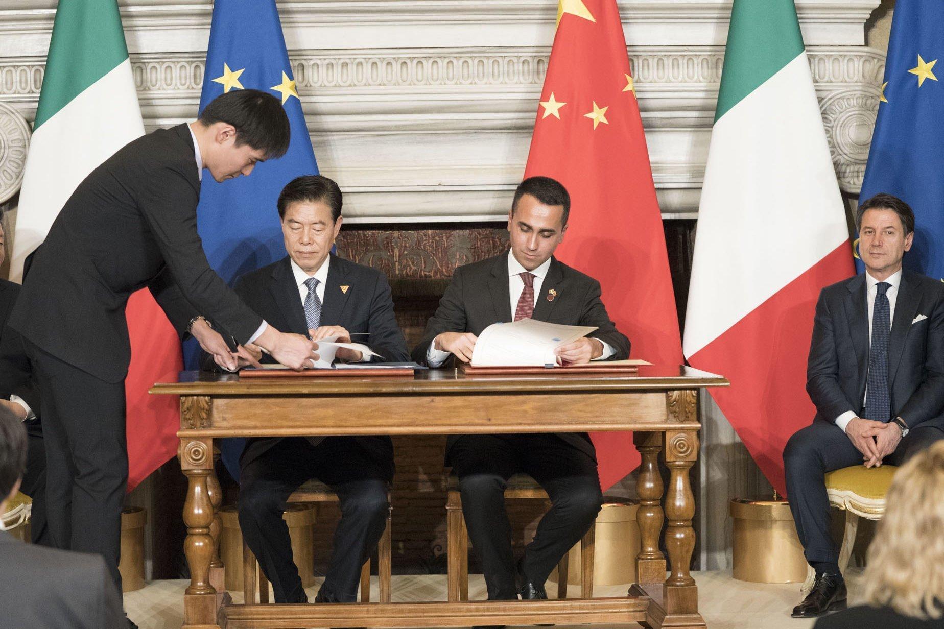 La verità sull'accordo con la Cina