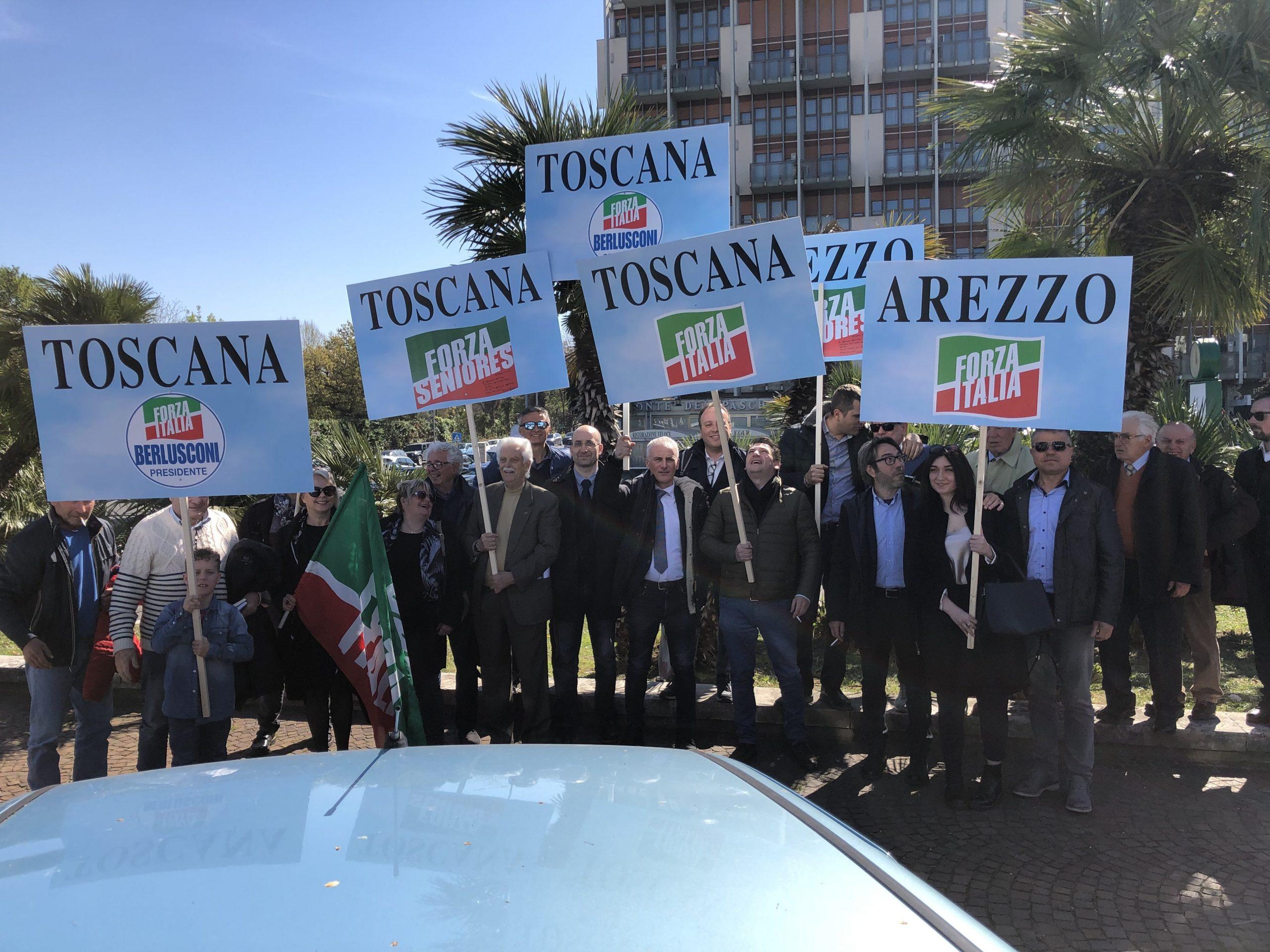 Assemblea Nazionale: Arezzo c'è!