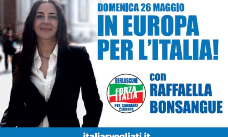 """Raffaella Bonsangue: """"Stati Uniti, Russia e Cina: uscire dalle singole sovranità degli Stati europei per fare dell"""