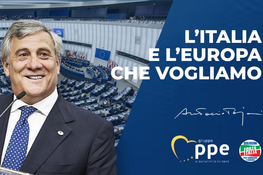 Tajani: Manifesto per un sovranismo europeo