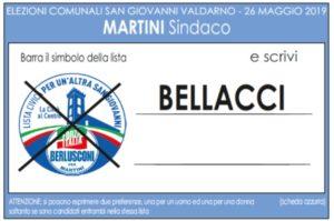 Lista Candidati San Giovanni Valdarno 6