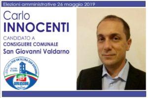 Lista Candidati San Giovanni Valdarno 3