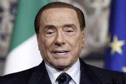 Discorso di Berlusconi ai candidati alle elezioni europee