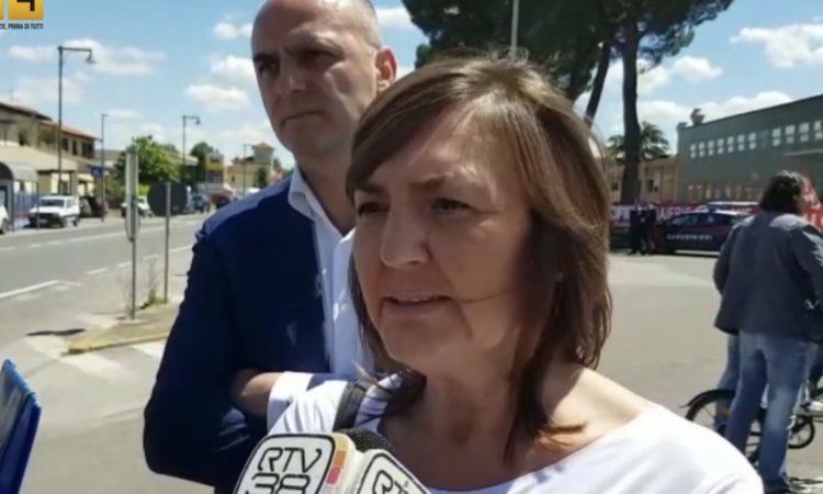 Renata Polverini e Stefano Mugnai hanno incontrato i sindacati e i lavoratori della Bekaert di Figline Valdarno per sollecitare il governo alla risoluzione di una vicenda drammatica che si trascina da troppo tempo