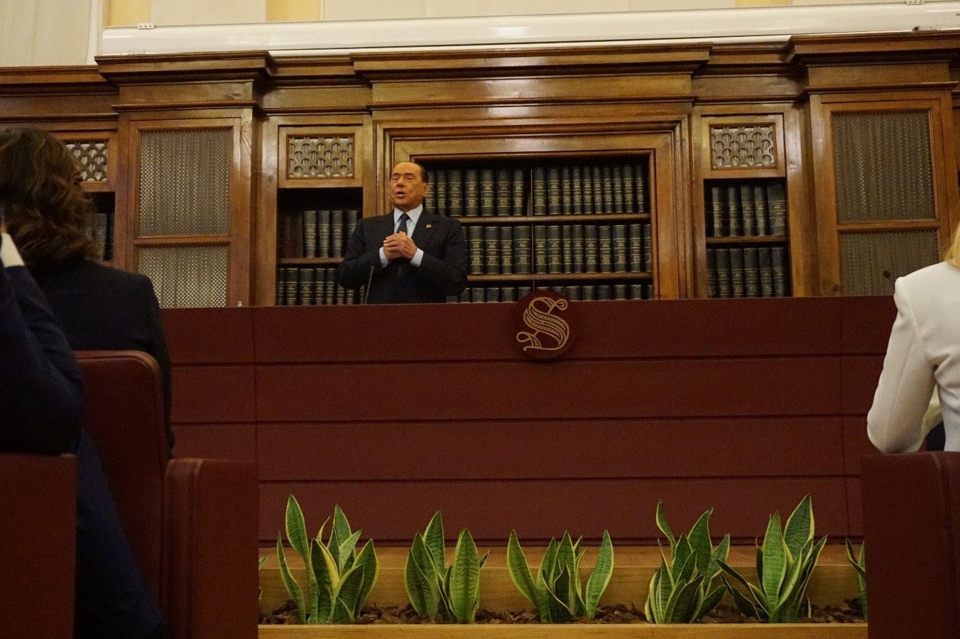 Soddisfazione dei nostri parlamentari toscani per la scelta di Berlusconi