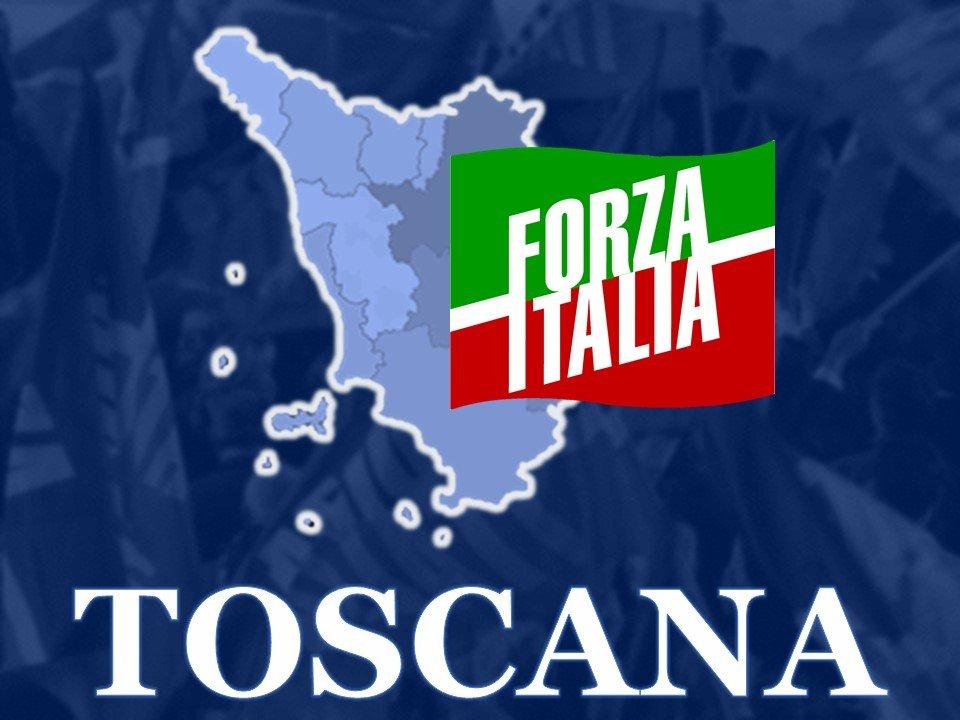 Coordinamento regionale Toscano Forza Italia