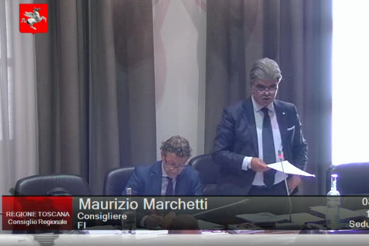 Inchiesta Estar, in aula il question time di Marchetti