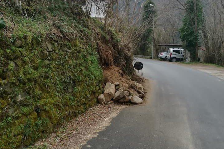 Strada Ducale, Marchetti interroga la Provincia per ripristinare le frane