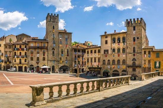 Arezzo capitale della cultura