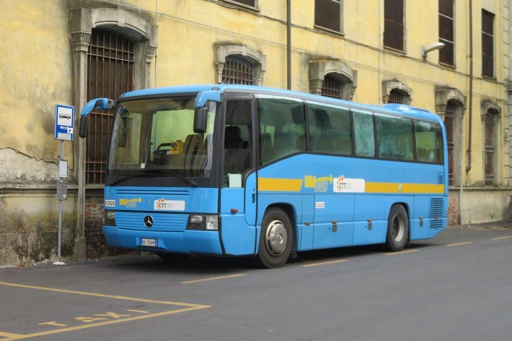 Massa Carrara, Mrchetti: Bus