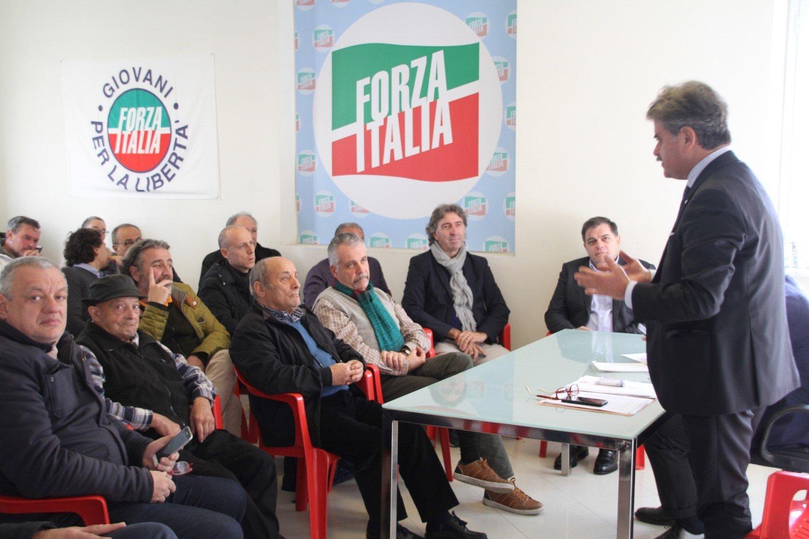 Maurizio Marchetti confermato coordinatore provinciale di Lucca