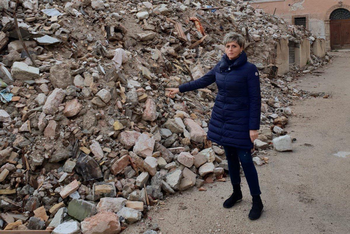 """DL Sisma, Erica Mazzetti: """"non risponde alle emergenze dei territori colpiti. Il Governo accolga i nostri emendamenti"""""""