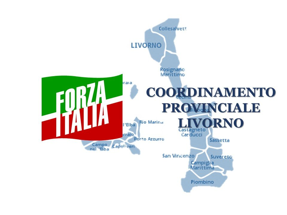 Coordinamento provinciale Forza Italia Livorno