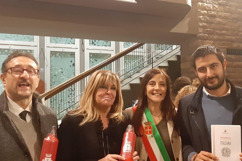 Bonsangue: Costituzione e Tricolore ai nuovi diciottenni di Pisa