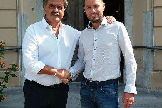Marchetti e Baroni Forza Italia
