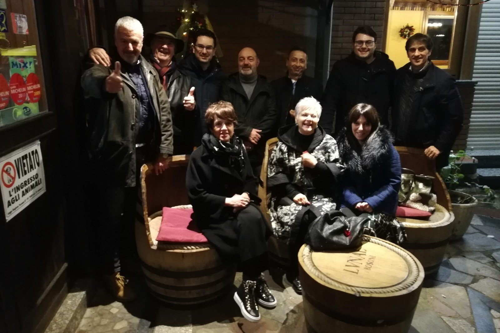 Massa Carrara: Prima riunione del coordinamento provinciale