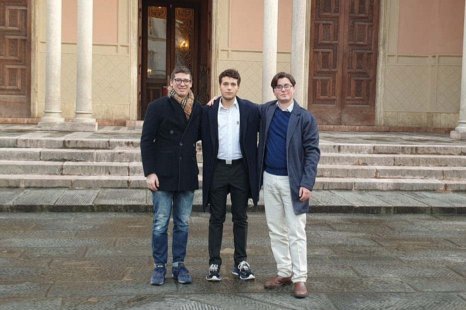 Antisemitismo, FI Giovani Firenze alla sinagoga