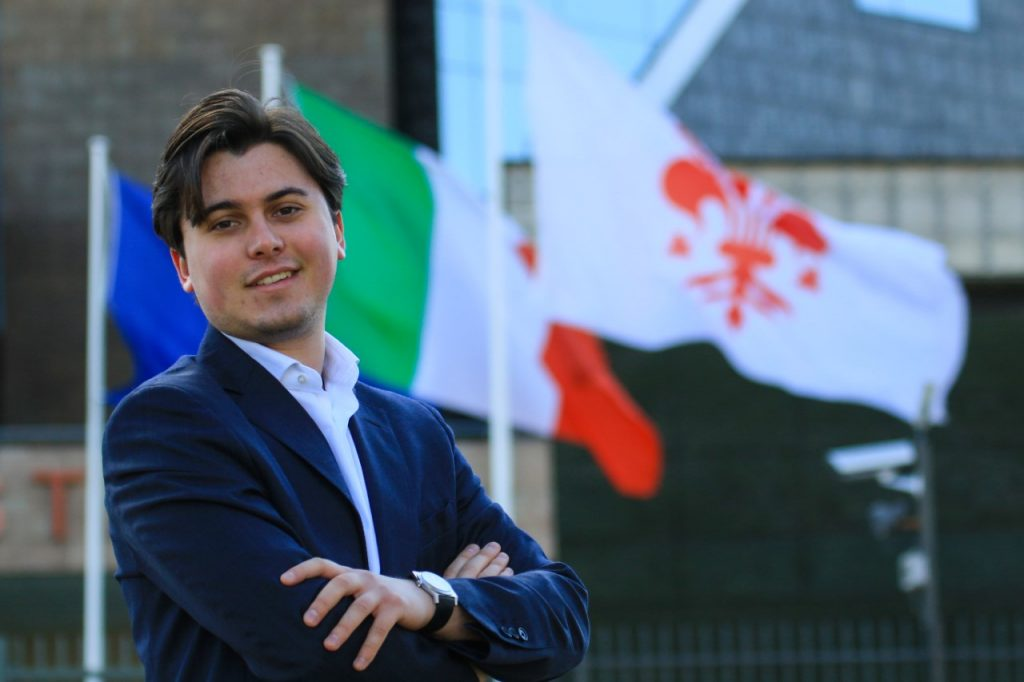 Lorenzo Somigli, Forza Italia Firenze interviene su Craxi