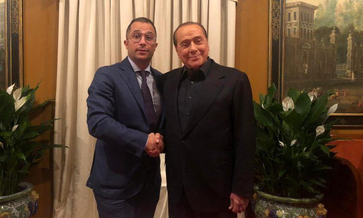 Con Mugnai e Gorlandi la Toscana ad Arcore: Col Presidente Berlusconi in vista delle prossime scadenze elettorali elaborando una pianificazione delle iniziative da assumere in merito