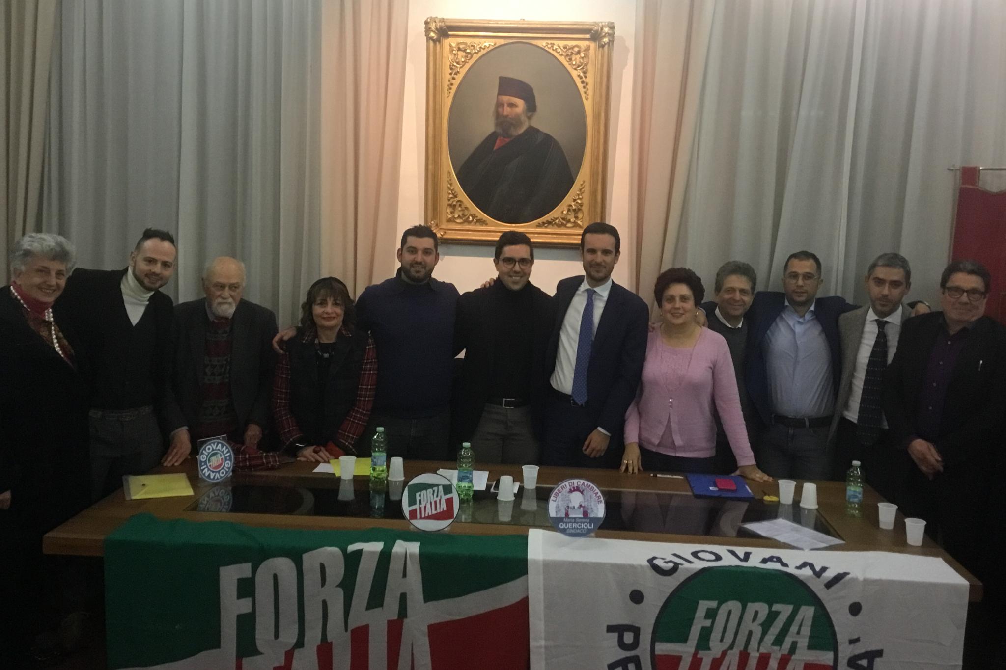 Gandola: Un successo l'iniziativa di Forza Italia a Campi