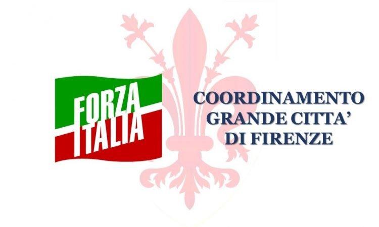Forza Italia si struttura: nascono i dipartimenti anche a Firenze. Alla guida l