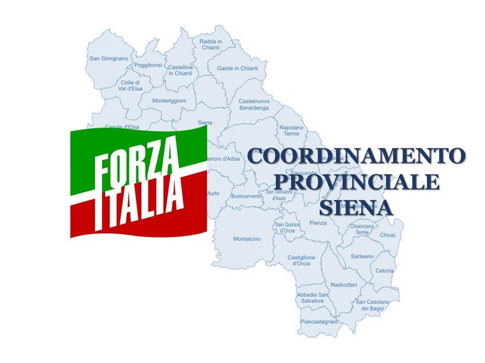 Coordinamento Provinciale Forza Italia Siena