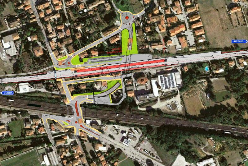 Altopascio, Marchetti: Raddoppio ferroviario e rischio idraulico.