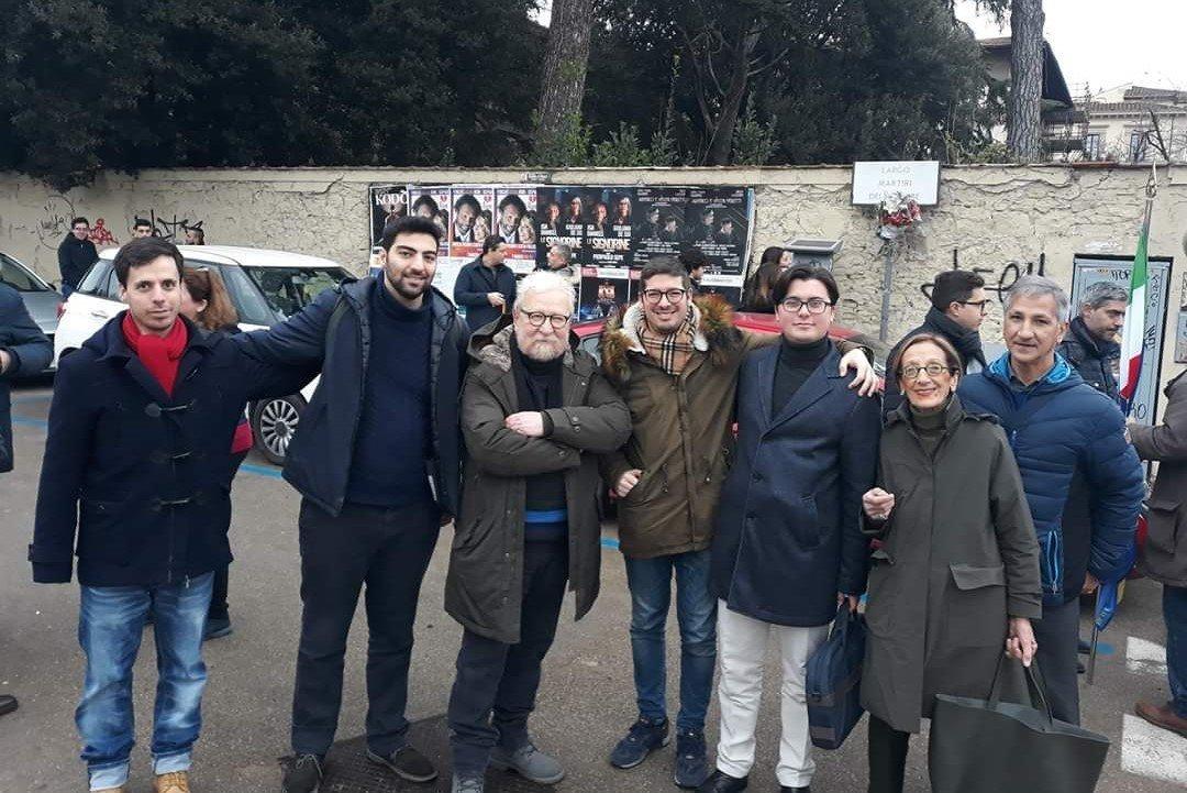 Foibe, FI porta Krancic in Facoltà per le vignette censurate