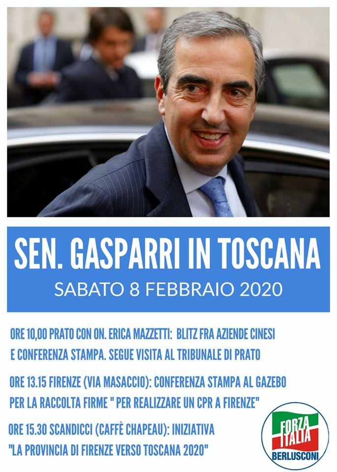 La provincia di Firenze verso Toscana 2020
