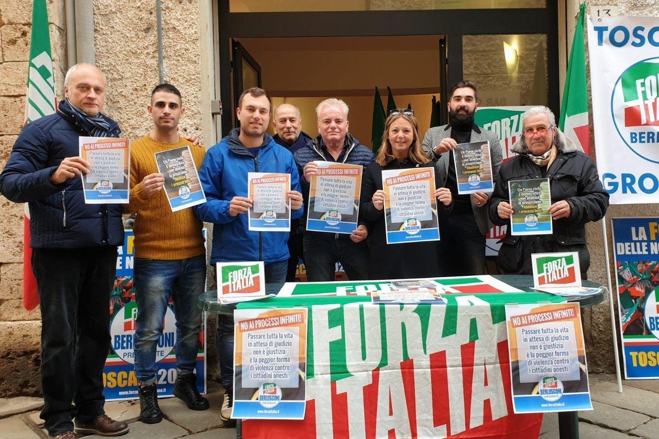 Prescrizione, Ripani e Marrini: mobilitazione per abrogare la riforma
