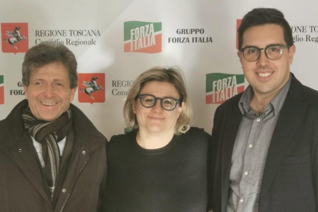Raffaella Ridolfi è la nuova vice coordinatrice provinciale di Firenze