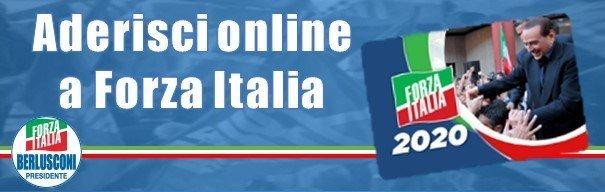 Tesseramento Forza Italia 2020