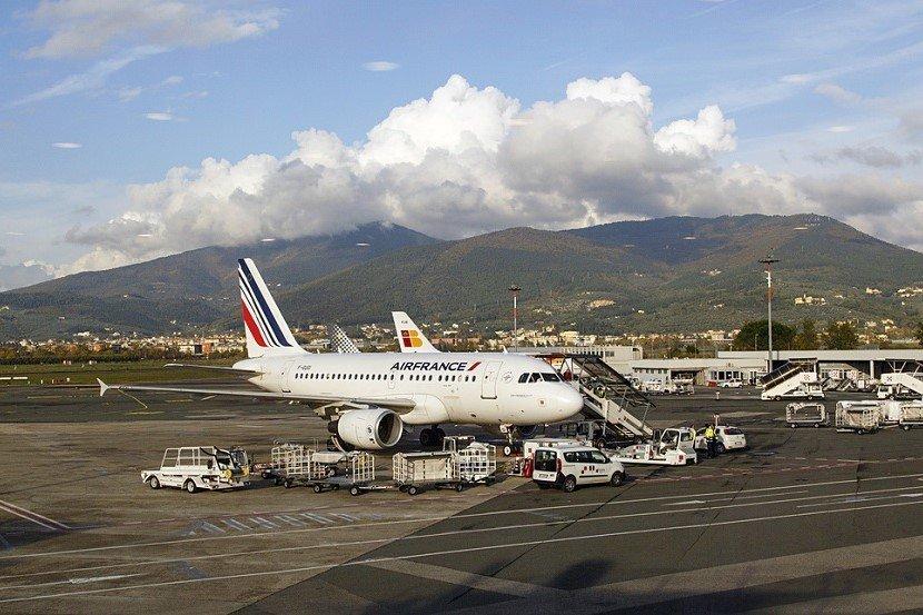 Aeroporto Firenze, Stella: vento cancella un terzo dei voli, serve nuova pista