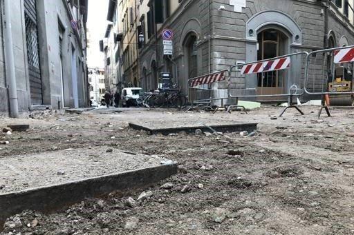 Firenze, Cellai e Giannelli: Via Pandolfini e l'interminabile odissea dei lavori