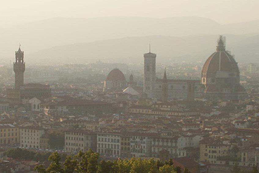 Firenze: Boom di malattie respiratorie