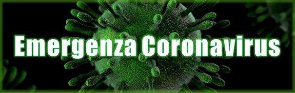Speciale emergenza Coronavirus