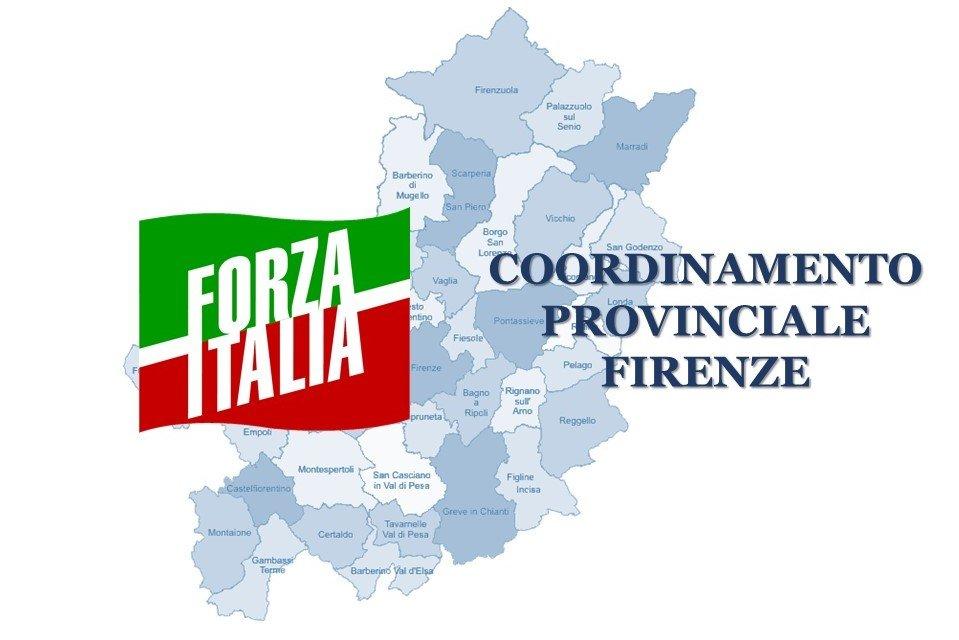 forza italia provincia firenze tavolo di concertazione Reggello