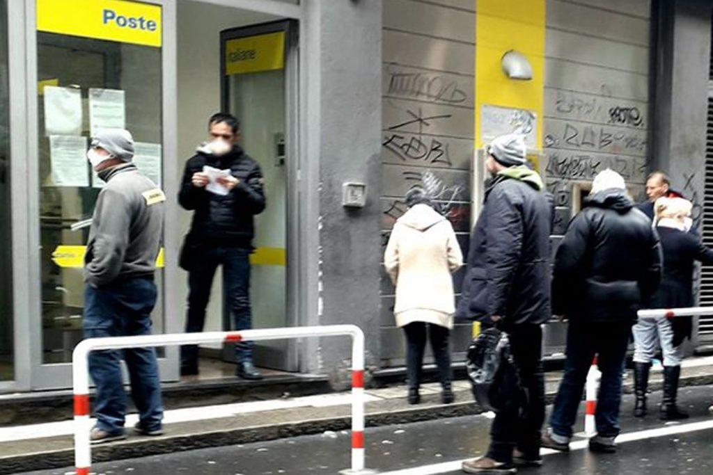 poste Italiane Masini