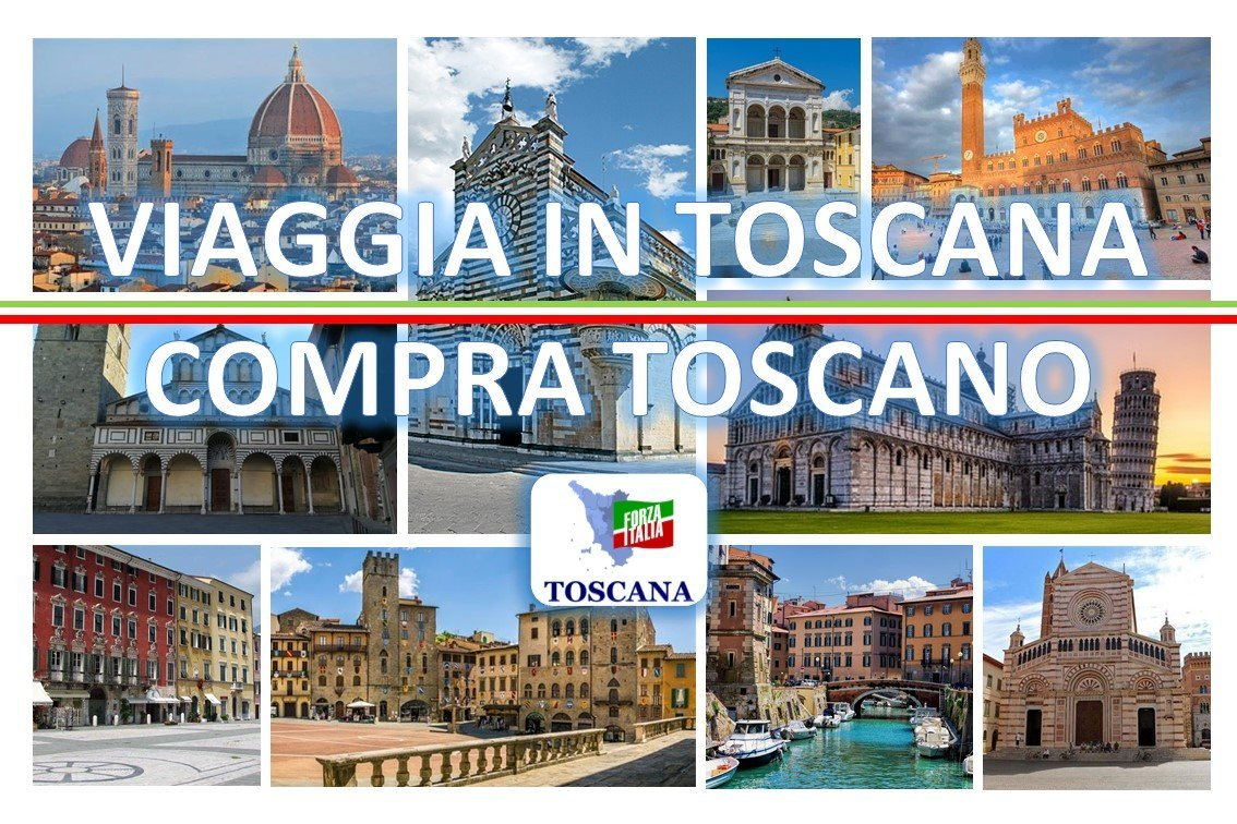 Stella e Marchetti: Fate vacanze in Toscana, comprate prodotti toscani