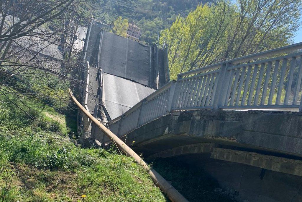 ministro in aula crollo ponte di Albiano Rossi commissario