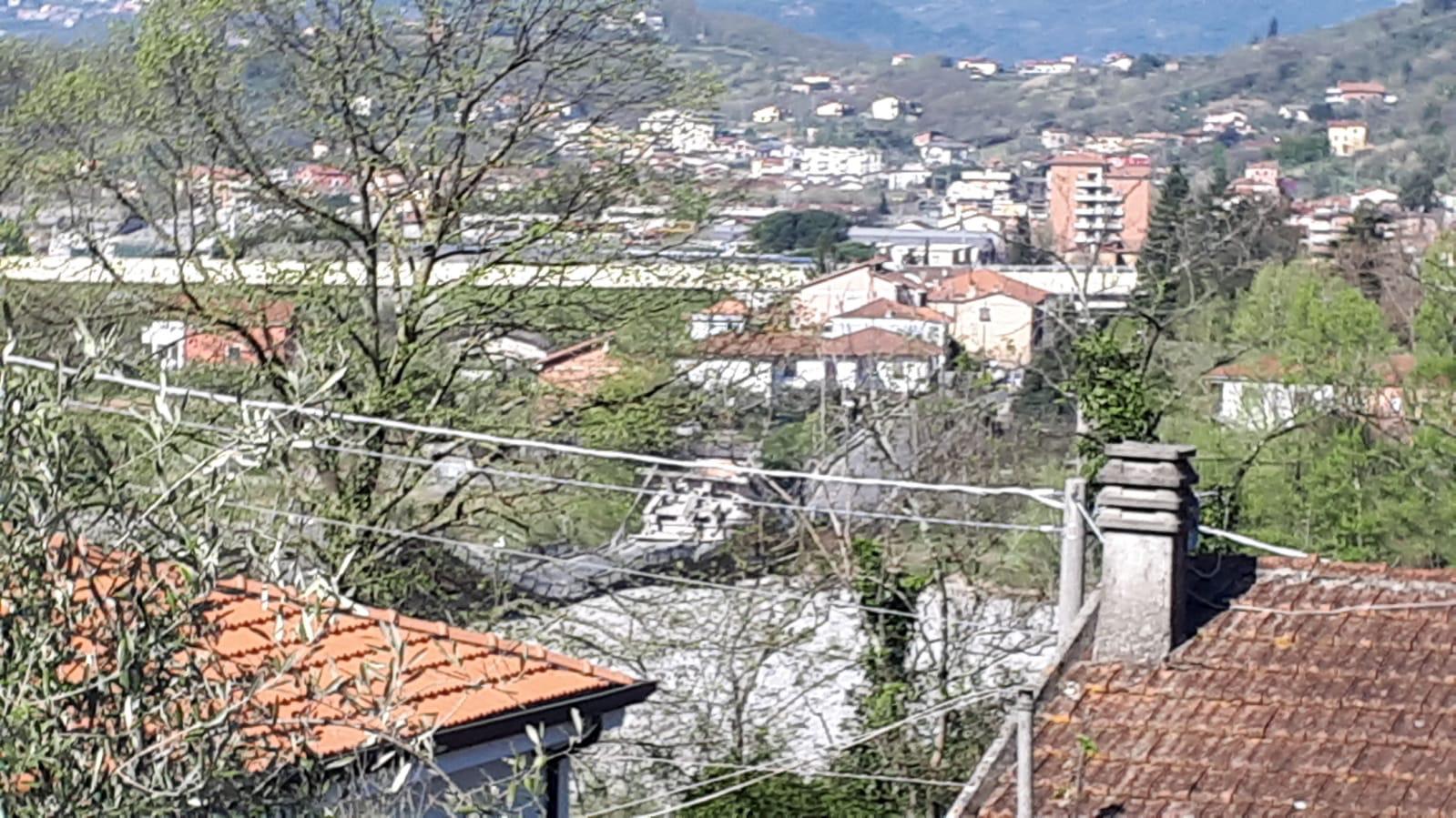 Crollo ponte Lunigiana, si è rischiata la tragedia 13