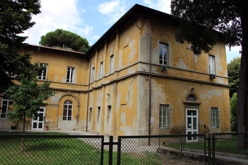 Palazzina Asl San Salvi Firenze