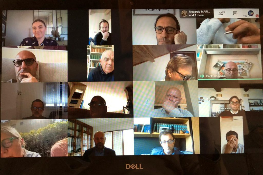 videoconferenza Livorno
