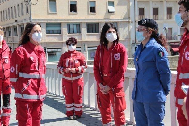 Bonsangue: Giornata mondiale della Croce Rossa a Pisa